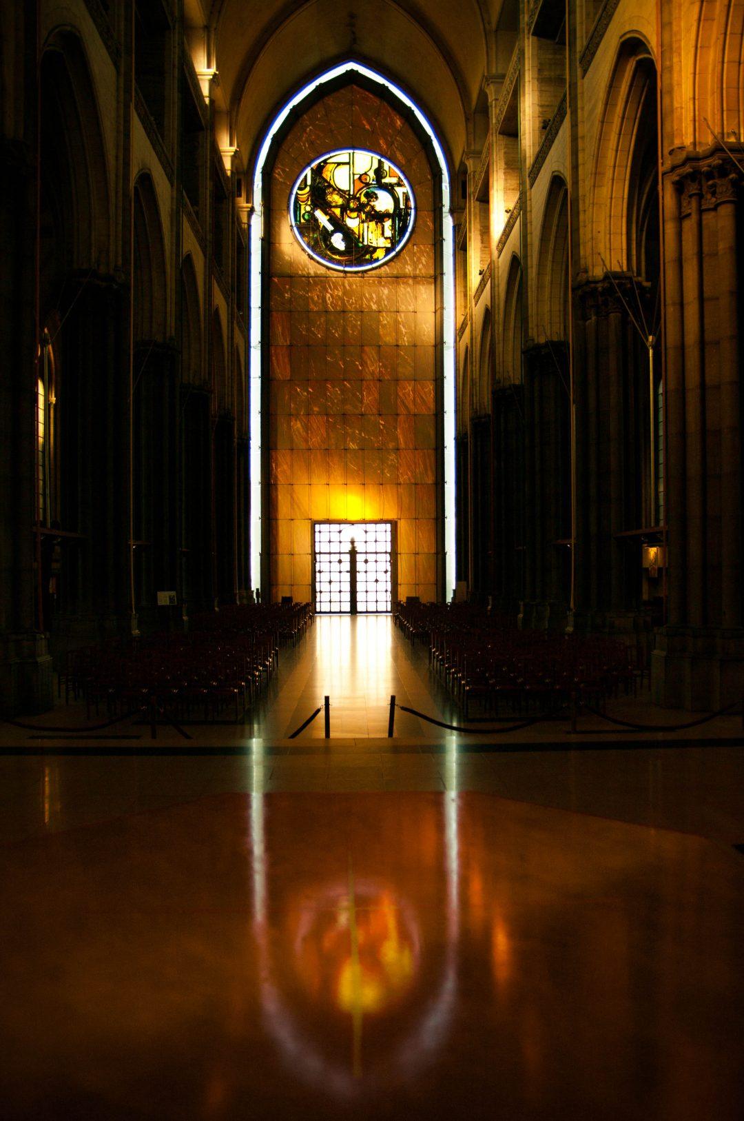 rosace kijno cathédrale notre dame de la treille lille 4460
