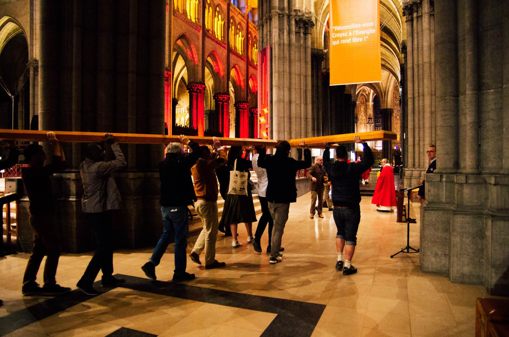 semaine sainte 2019 cathédrale notre dame de la treille 62