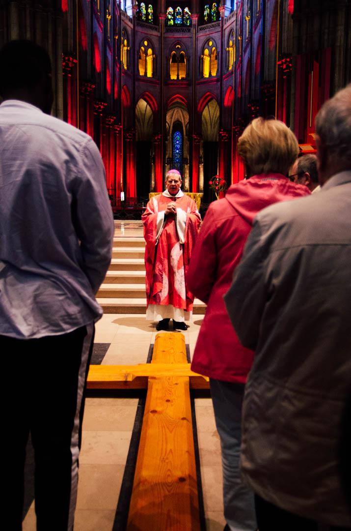 semaine sainte 2019 cathédrale notre dame de la treille 92