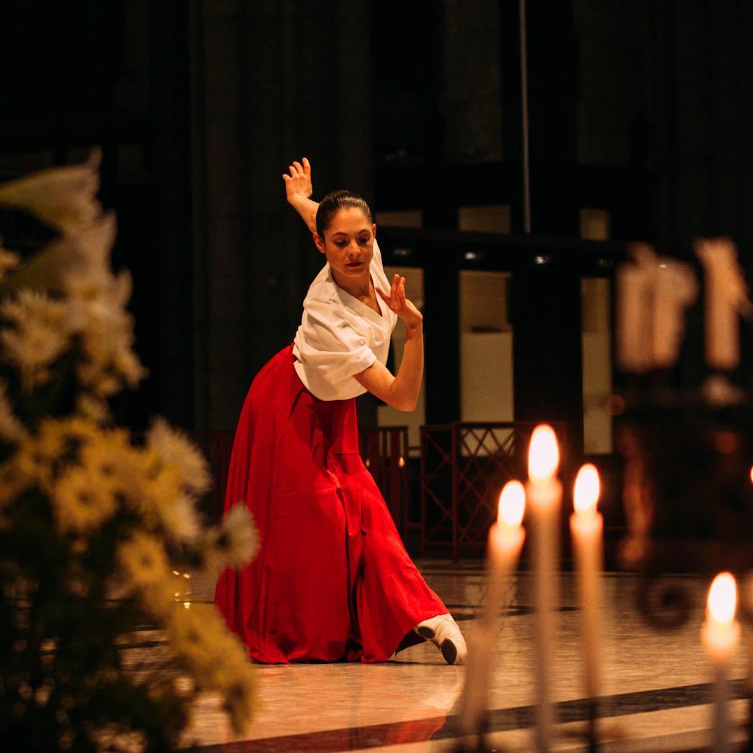 spectacle danse insolita cathédrale notre dame de la treille-11