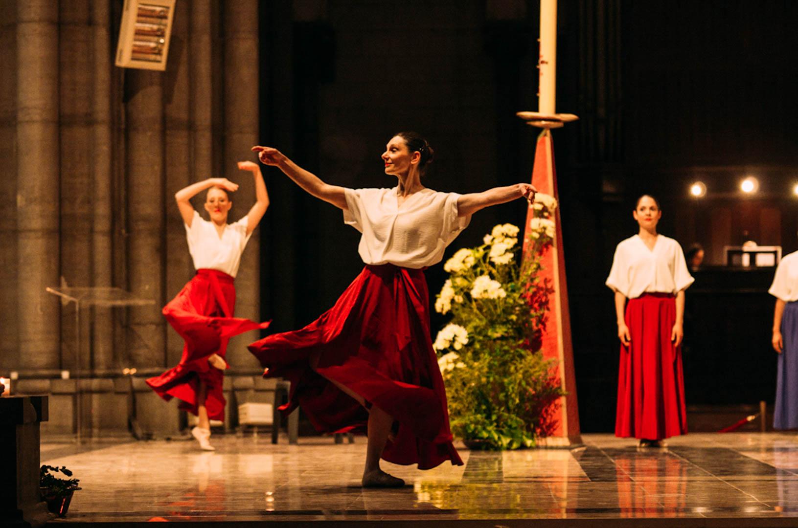 spectacle danse insolita cathédrale notre dame de la treille-15