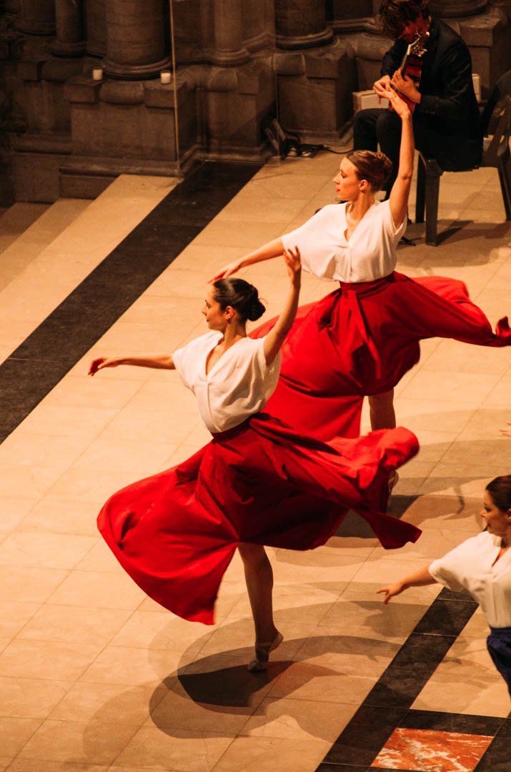 spectacle danse insolita cathédrale notre dame de la treille-7
