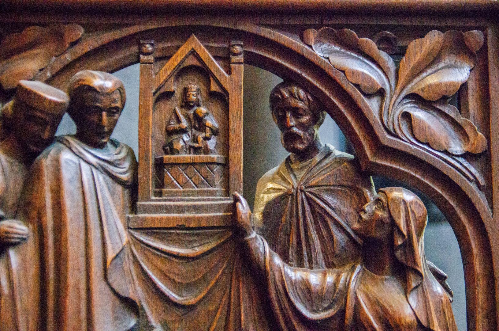 stalles miracles cathédrale notre dame de la treille lille 790