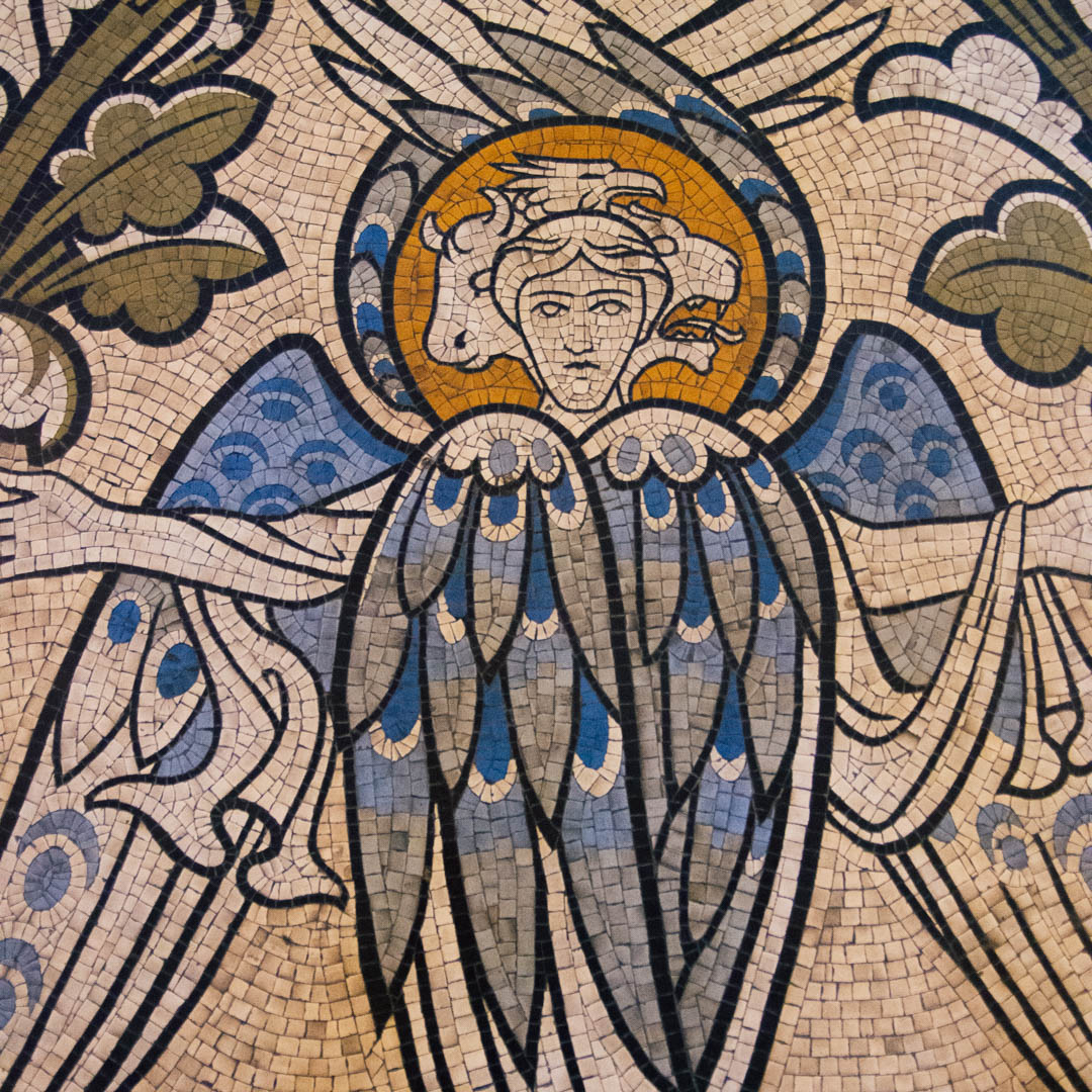 tétramorphe cathédrale notre dame de la treille lille