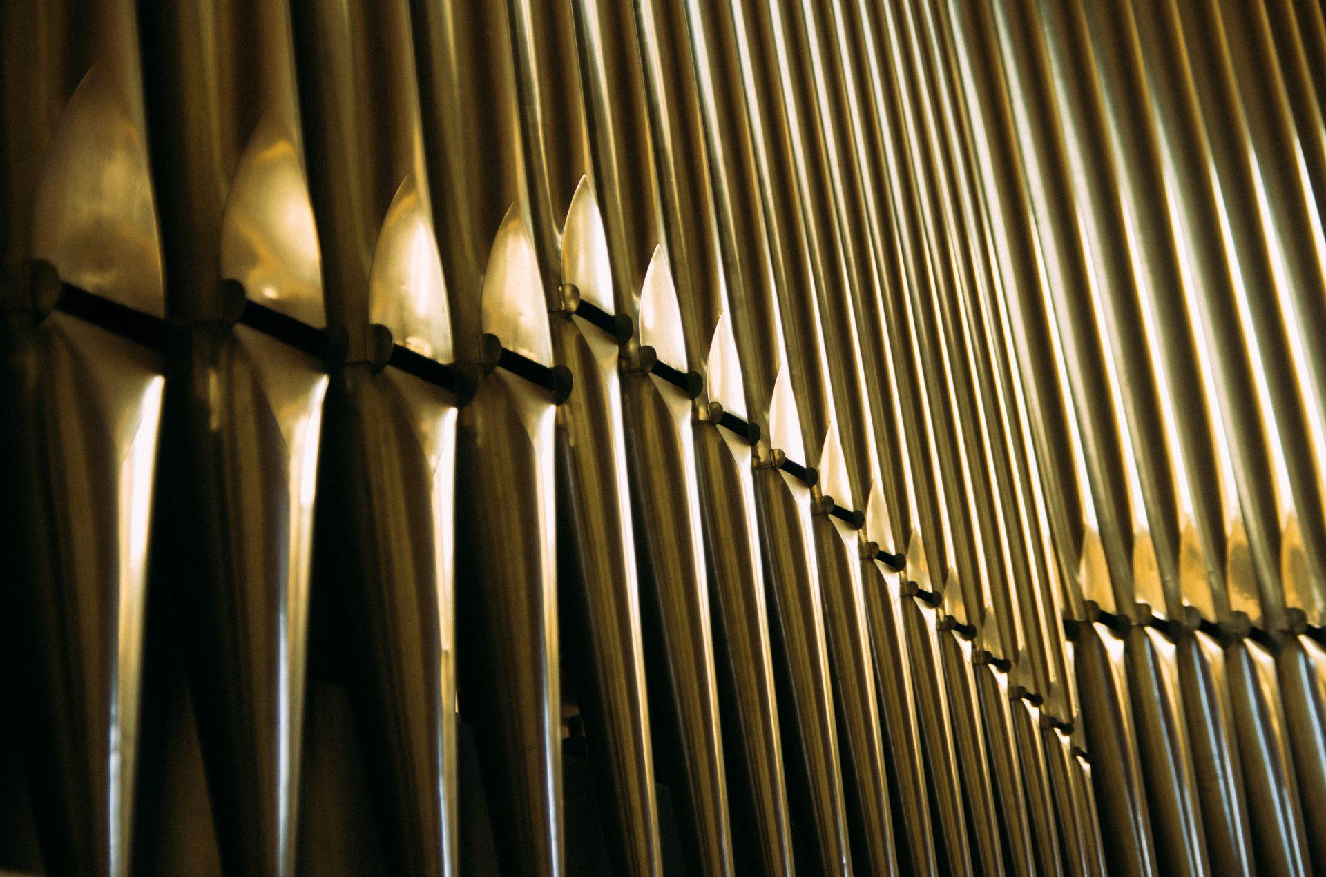 tuyaux orgue de tribune Danion-Gonzalez cathédrale notre dame de la treille lille