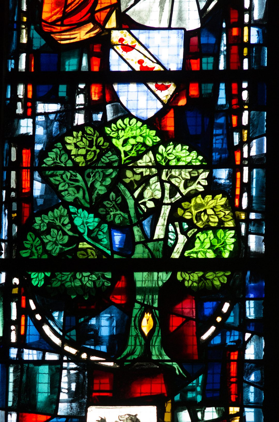vitrail cathédrale notre dame de la treille lille 622
