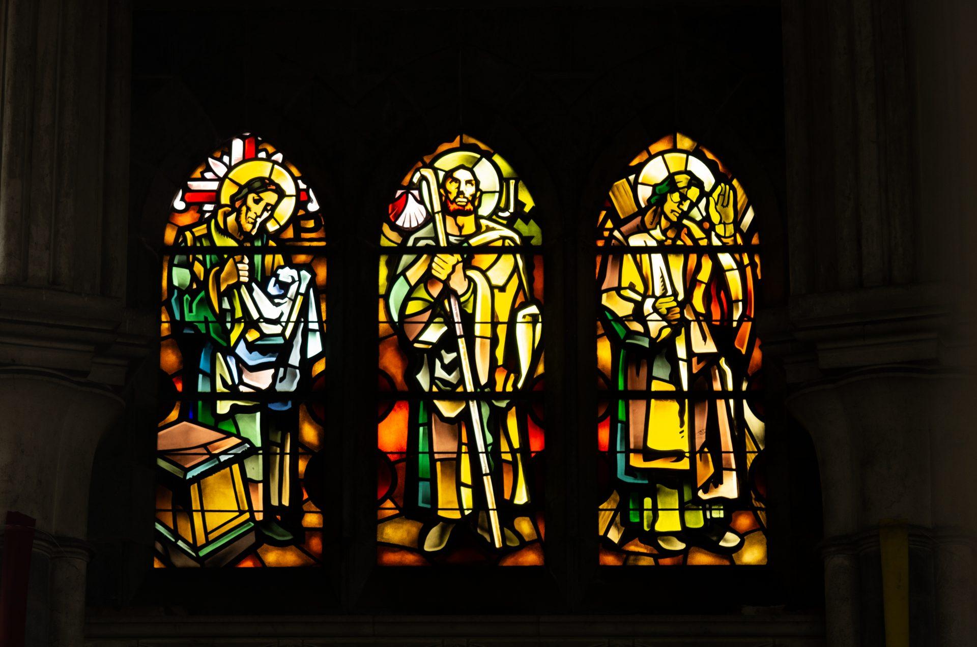 vitrail cathédrale notre dame de la treille lille 670