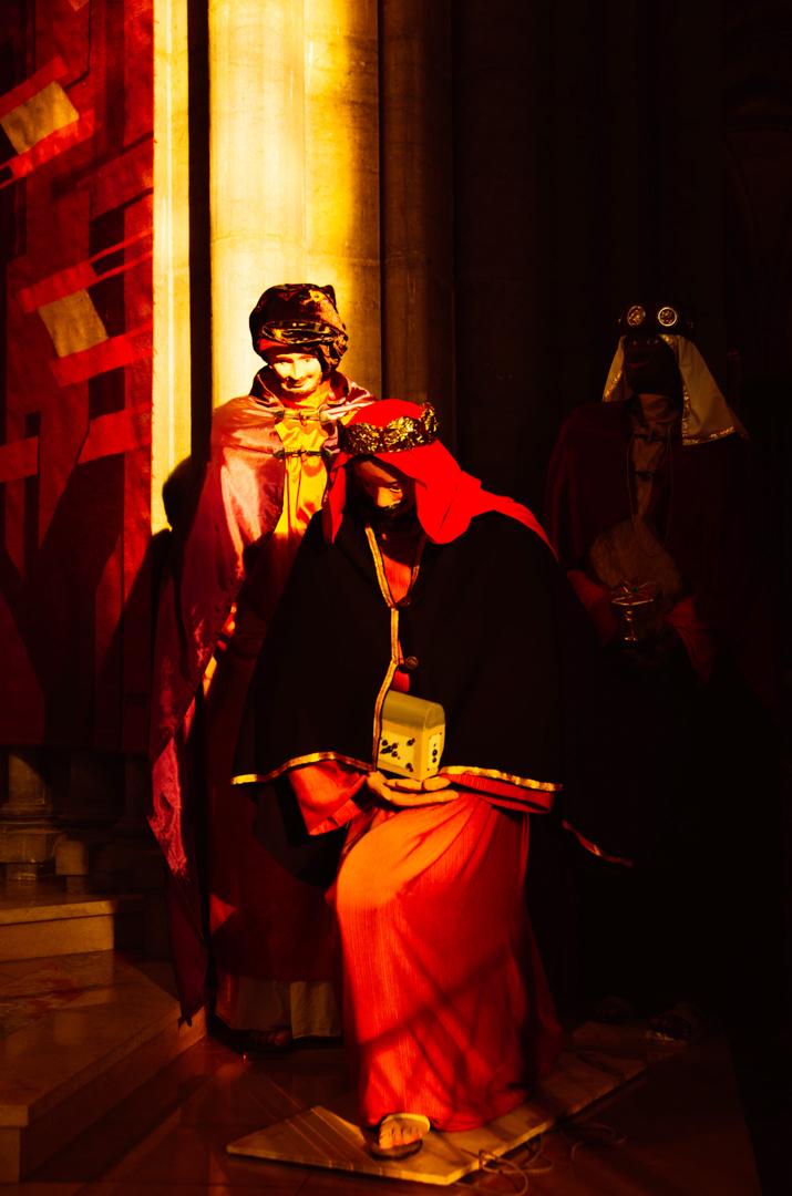 crèche noël cathédrale notre dame de la treille 24