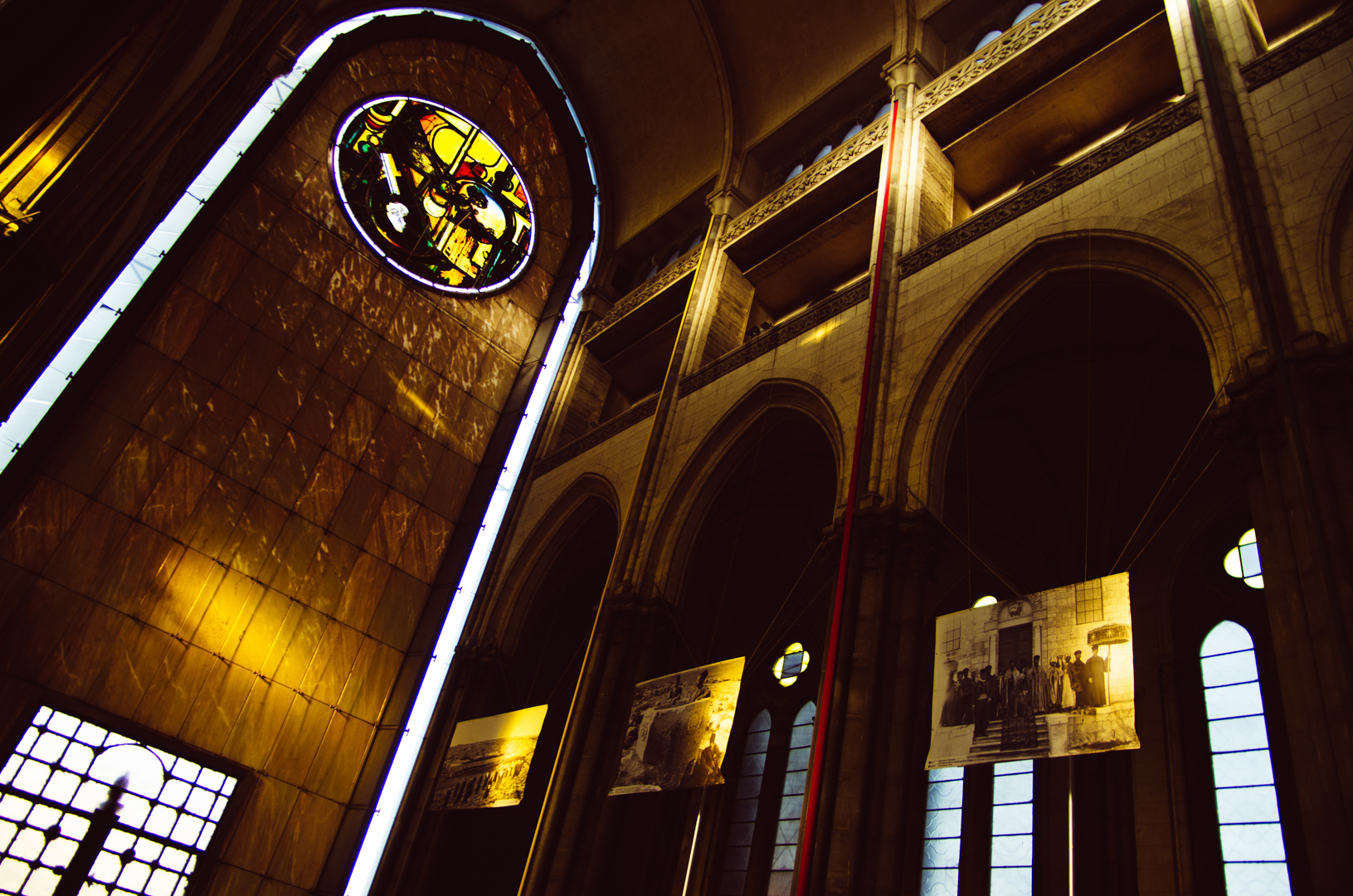 exposition chrétiens d'orient cathédrale notre dame de la treille 4