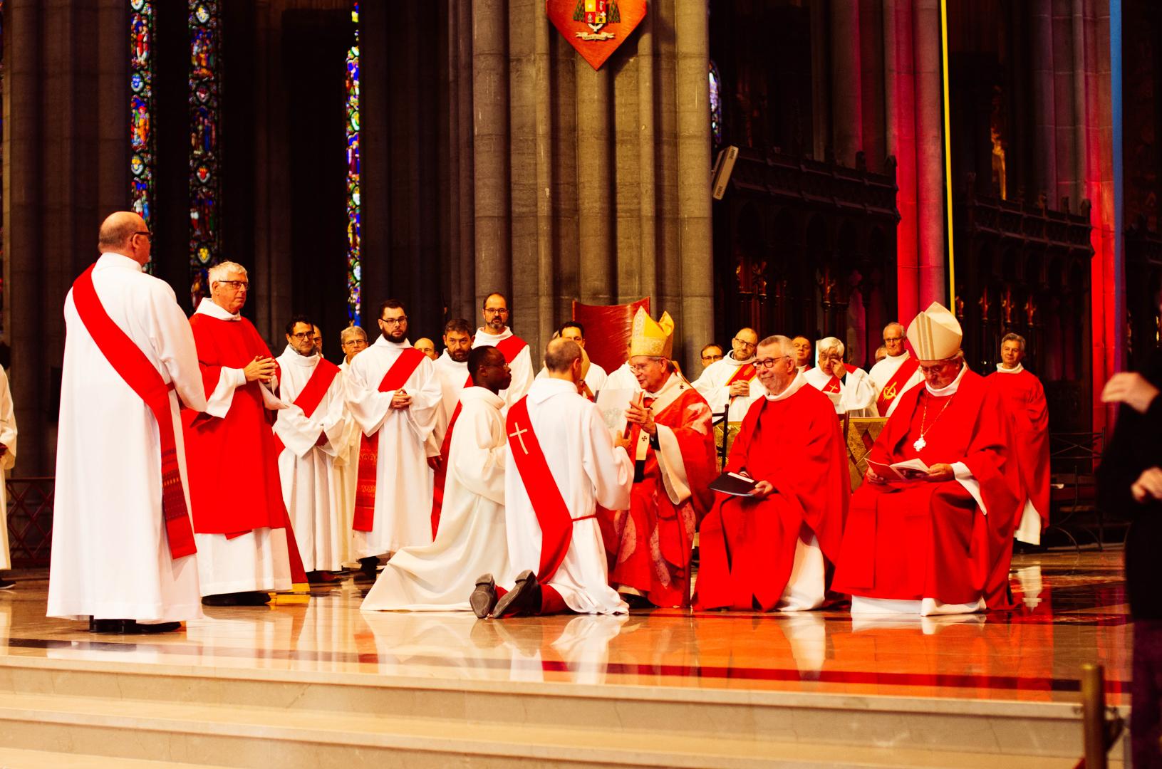 ordinations diaconales 2019 cathédrale notre dame de la treille 4