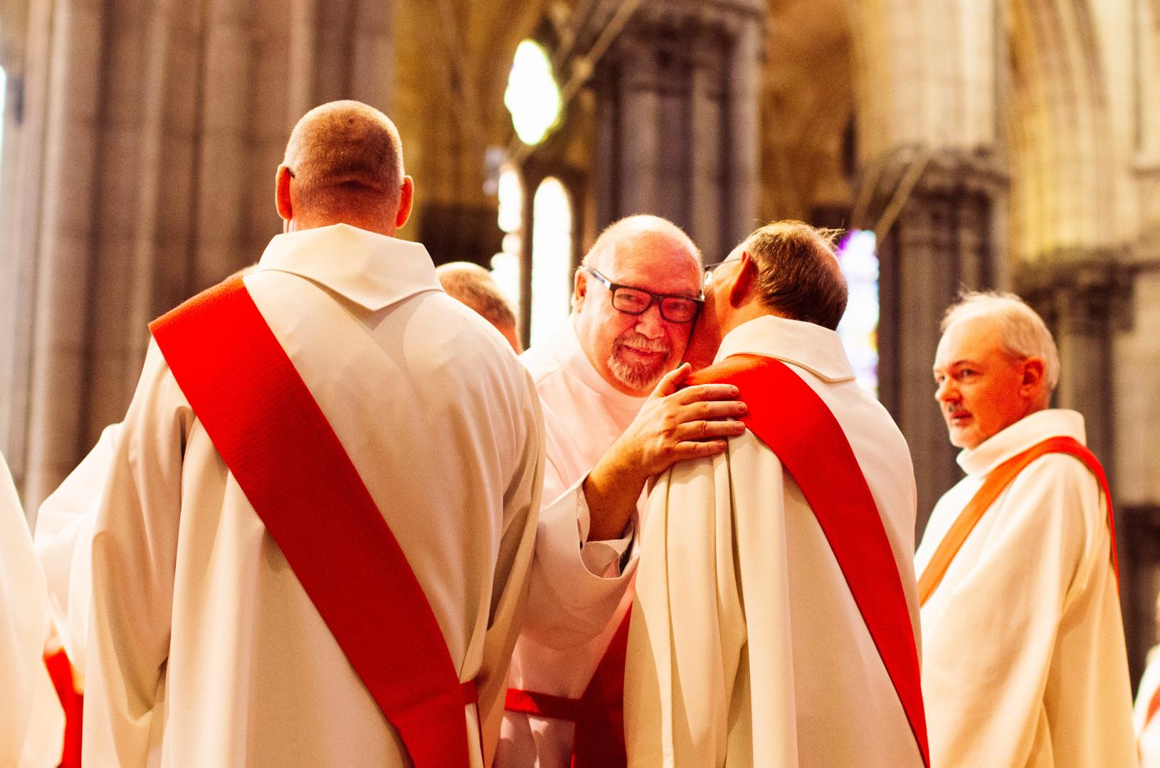 ordinations diaconales 2019 cathédrale notre dame de la treille