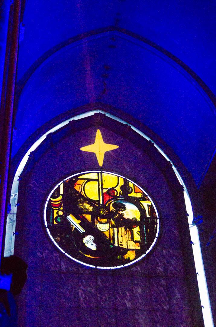 rosace cathédrale notre dame de la treille 4
