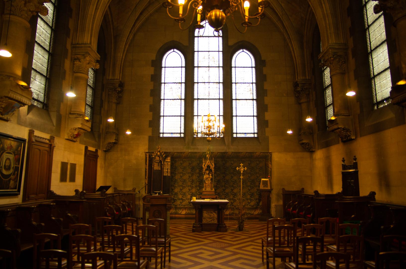 chapelle capitulaire cathédrale notre dame de la treille