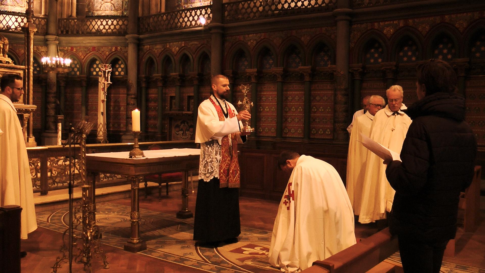 ordre du saint sépulcre notre dame de la treille 4