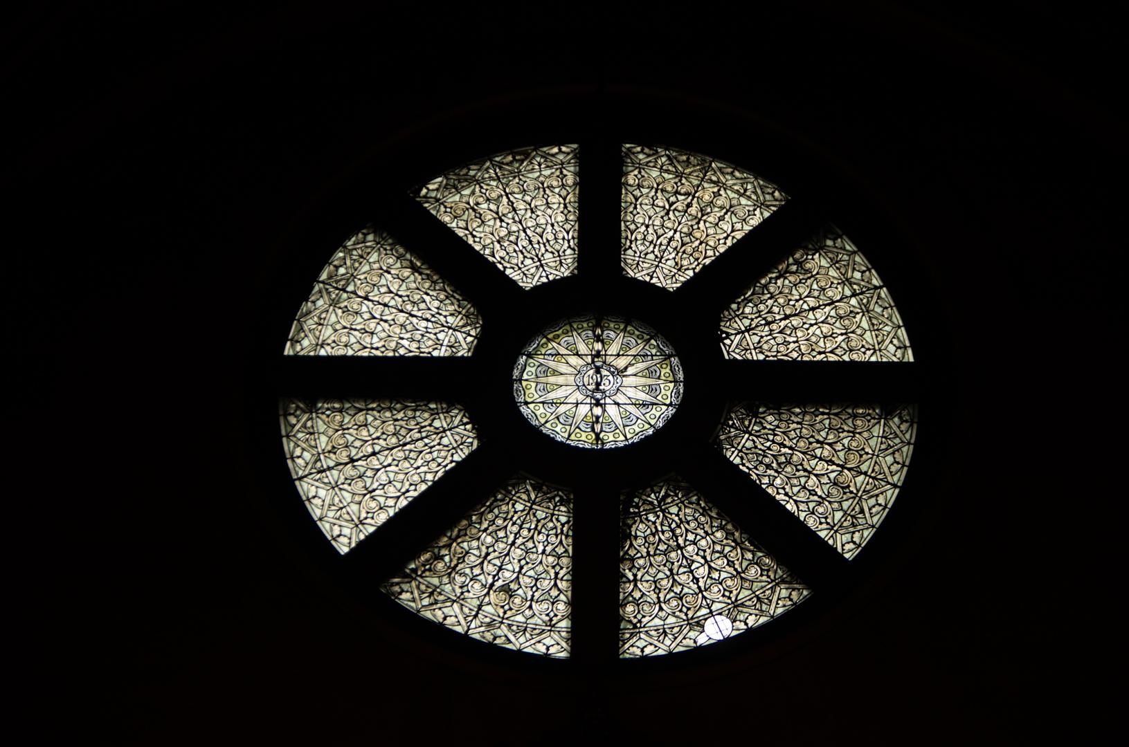 vitrail chapelle capitulaire notre dame de la treille 4