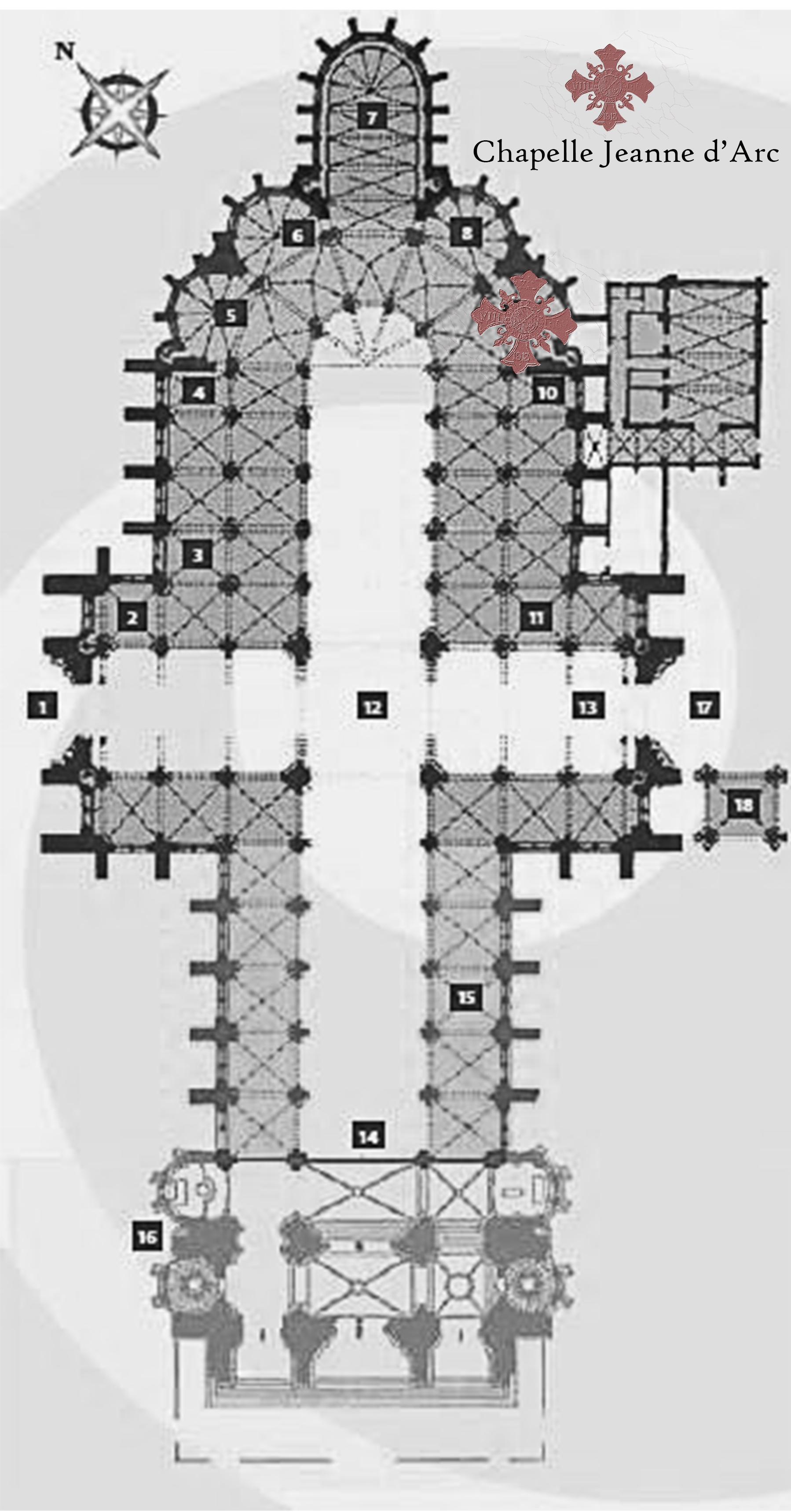 chapelle jeanne d arc