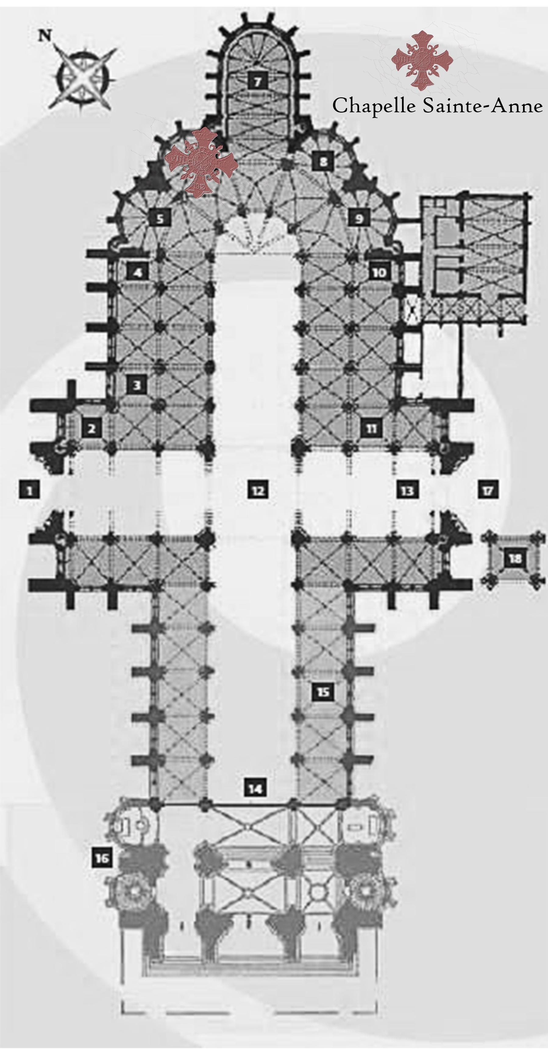 chapelle ste anne