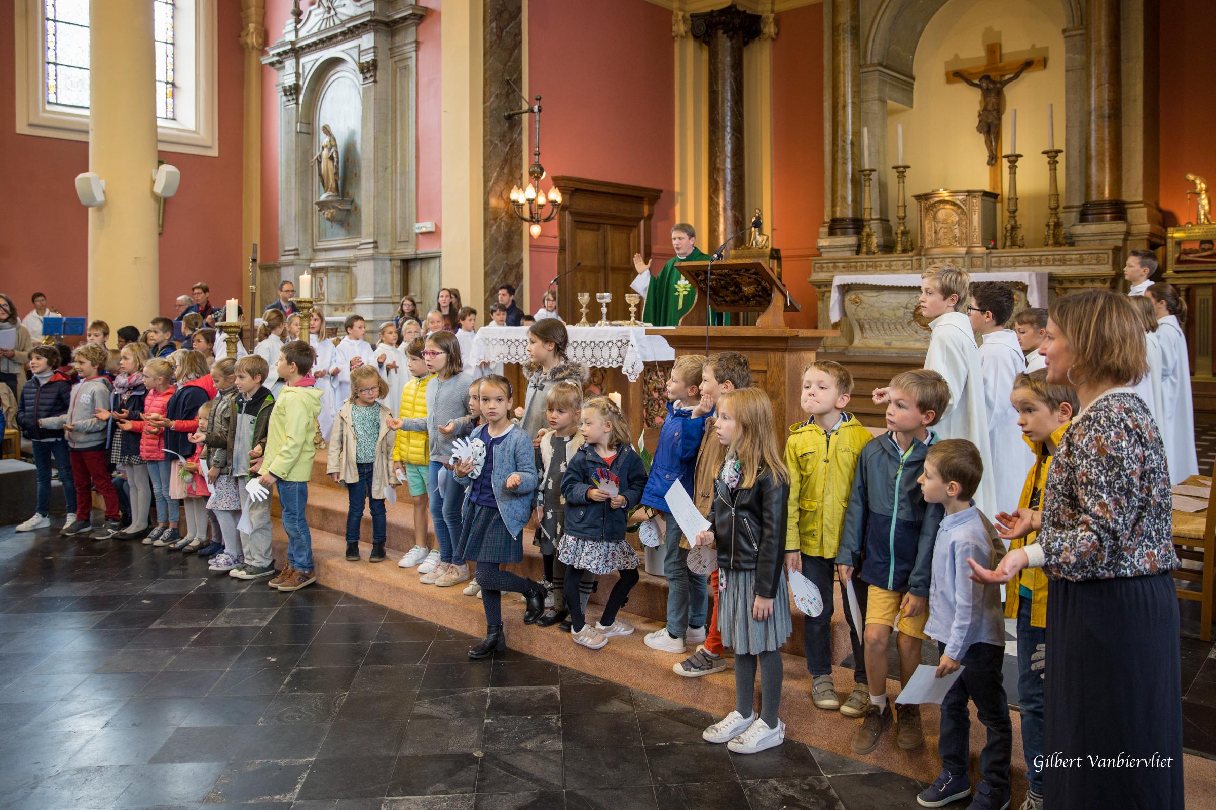 11 1 Rentrée Paroissiale Messe Cysoing - 253A9181 - 29 septembre 2019