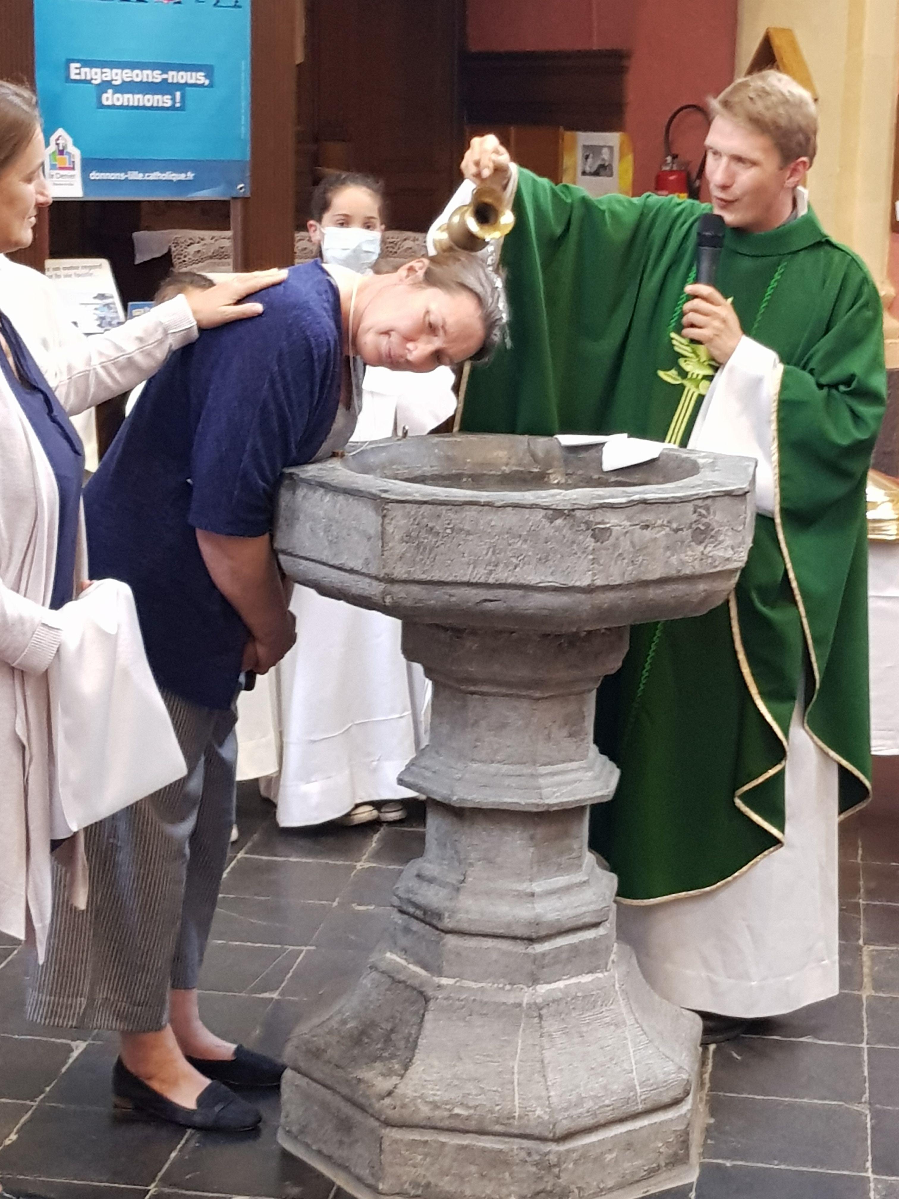 baptême corinne