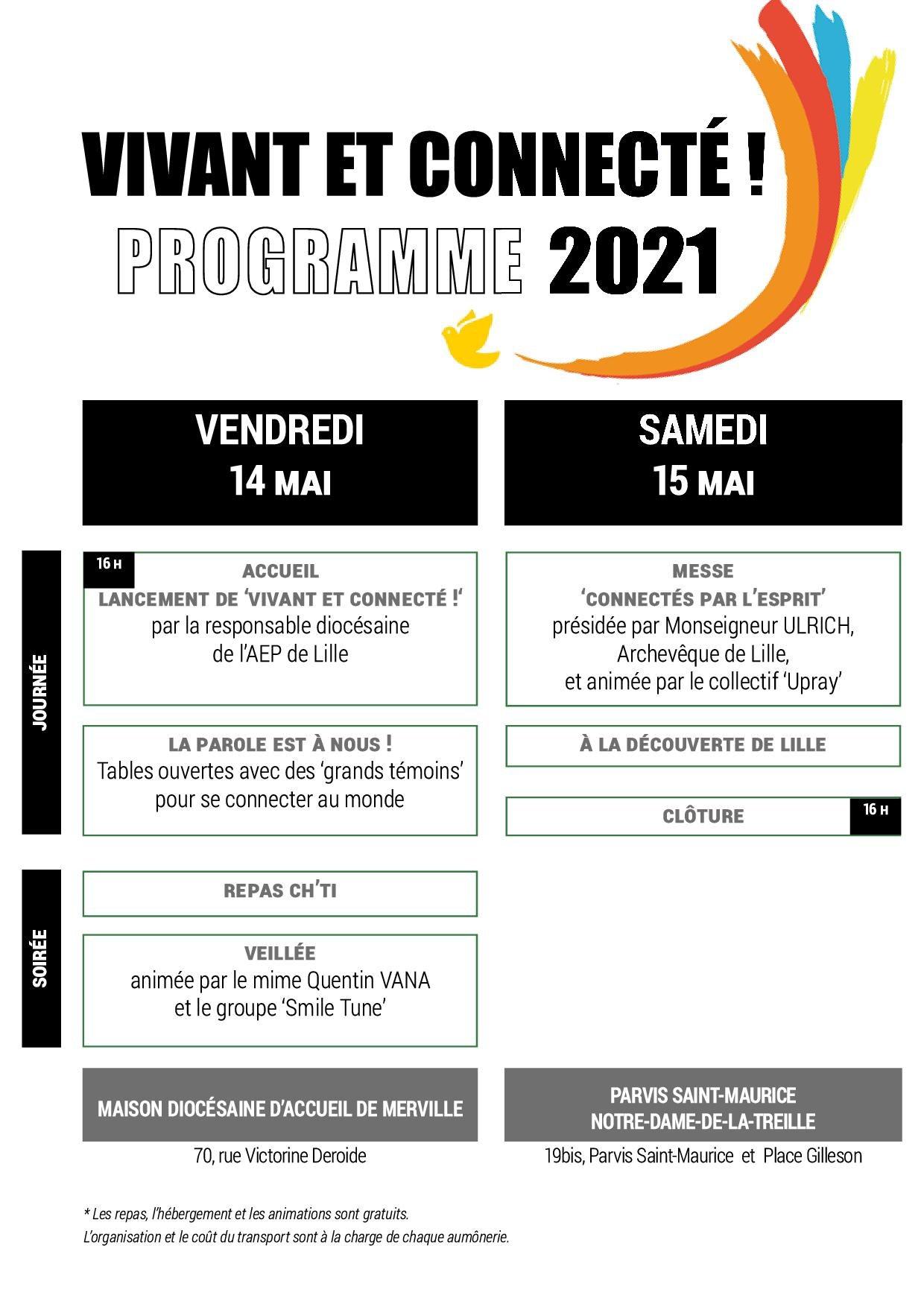Programme2021-affiche-presentation Vivant et connecté