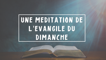 Chapeau Article mediation de l'évangile
