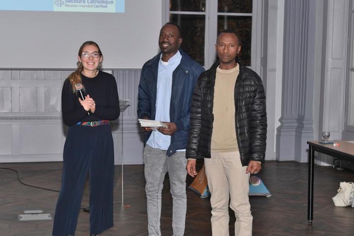 Trophée des solidarités 2018