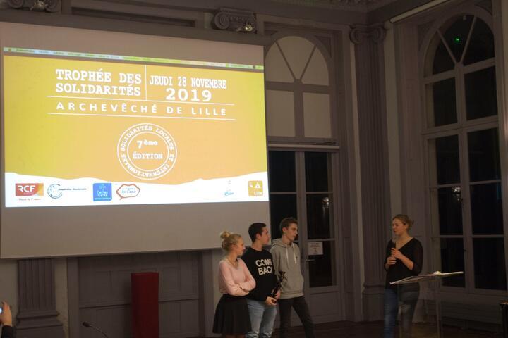 Trophée des Solidarités 2019