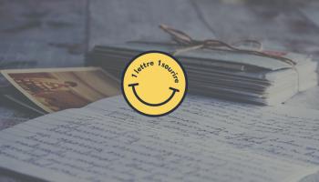 une lettre un sourire