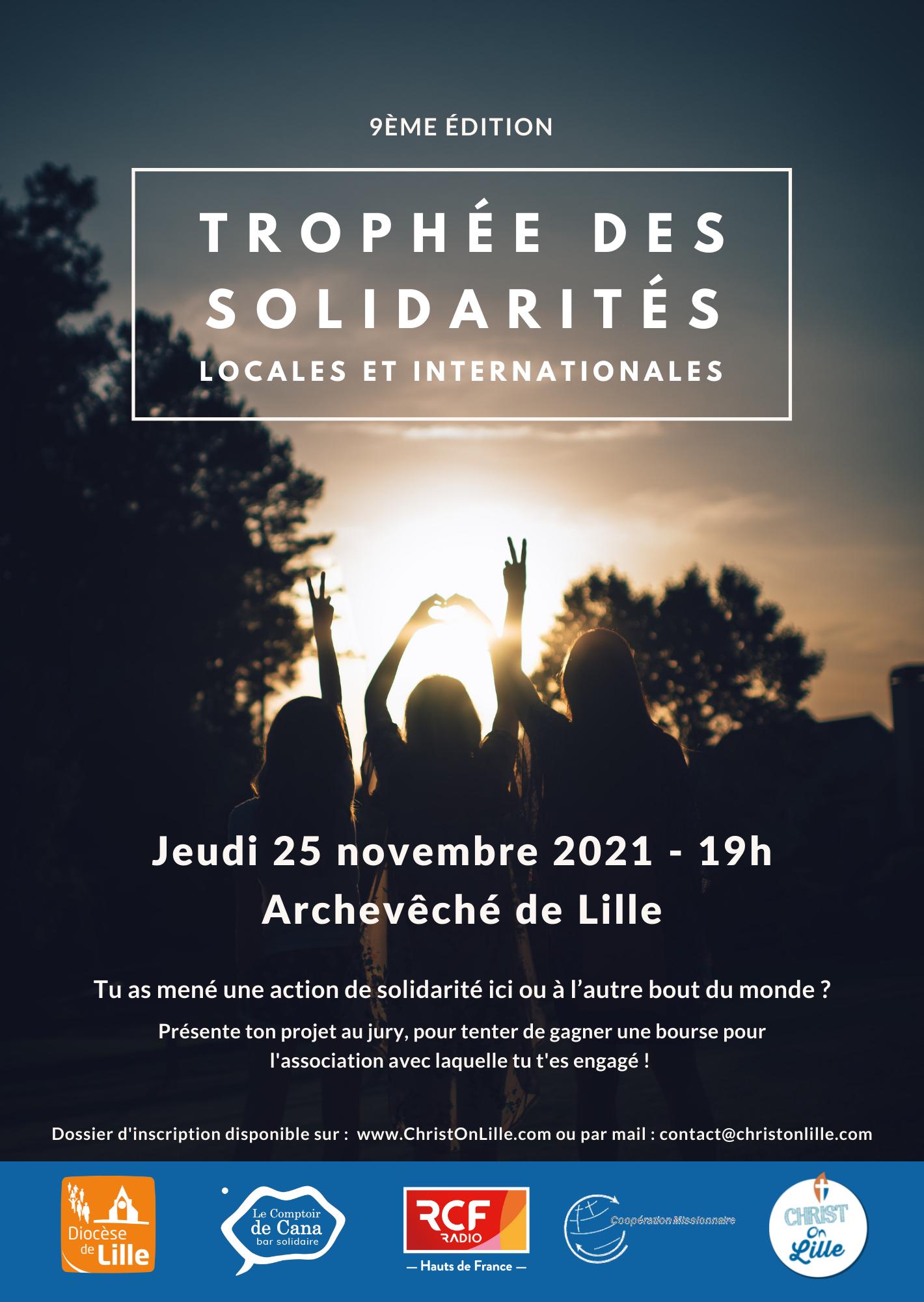 Trophée des Solidarités