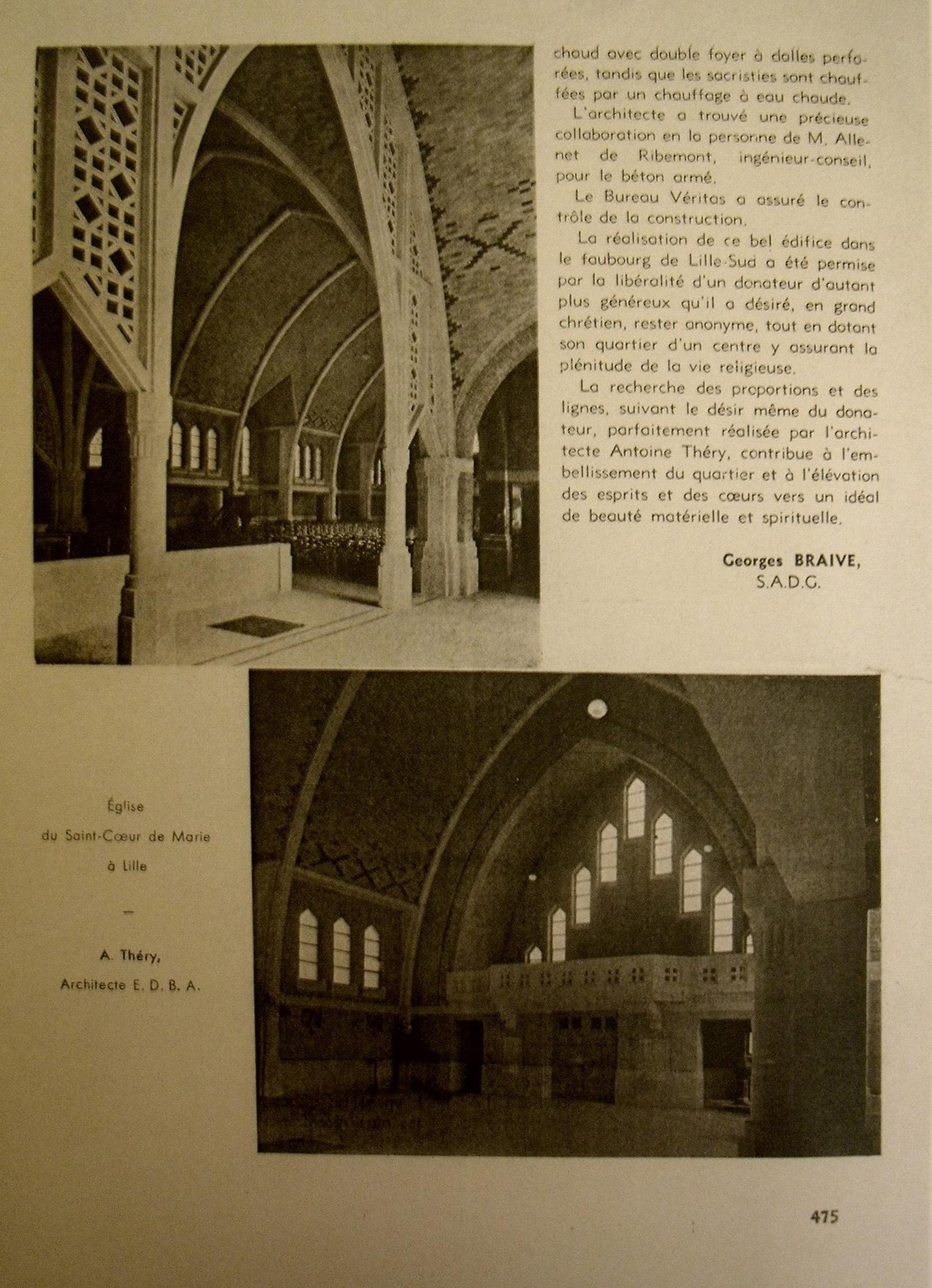 Revue de 1938 sur CIM 5